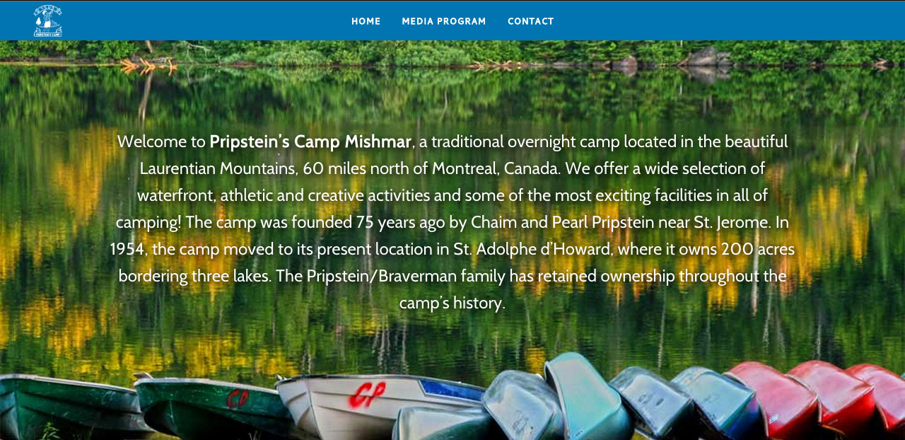 Pripstein's 75th anniversary website